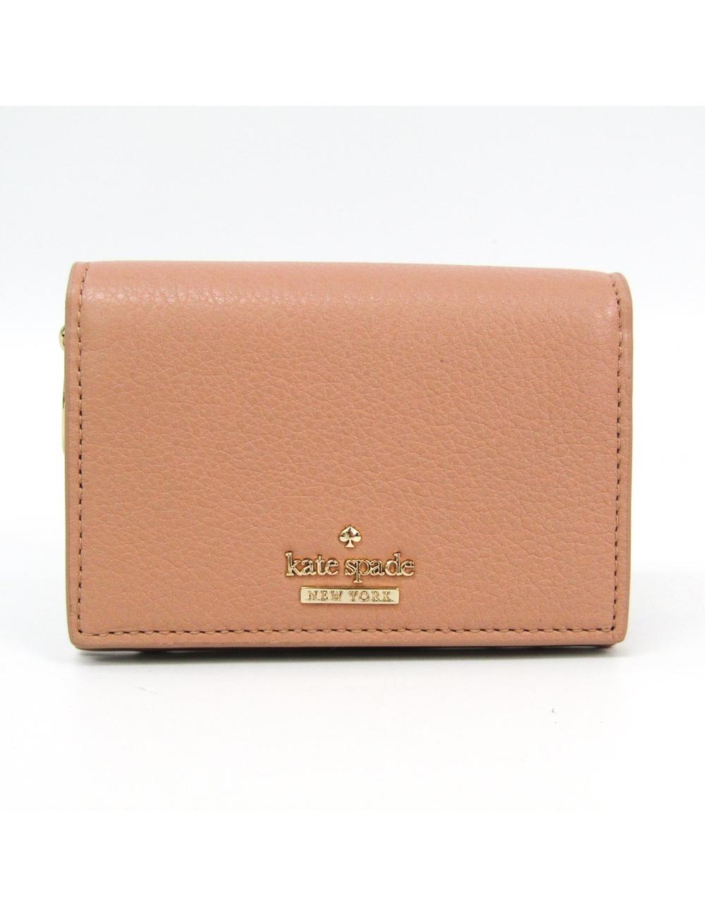 製造商:凱特·絲蓓(Kate Spade) 型號:PWRU6407 編號:PWRU6407 數字下拉菜單:2/3/1/1 外口袋號碼:1/1 錢包類型:卡錢包 錢包關閉:按扣(掛鉤) 錢包內袋類型:卡