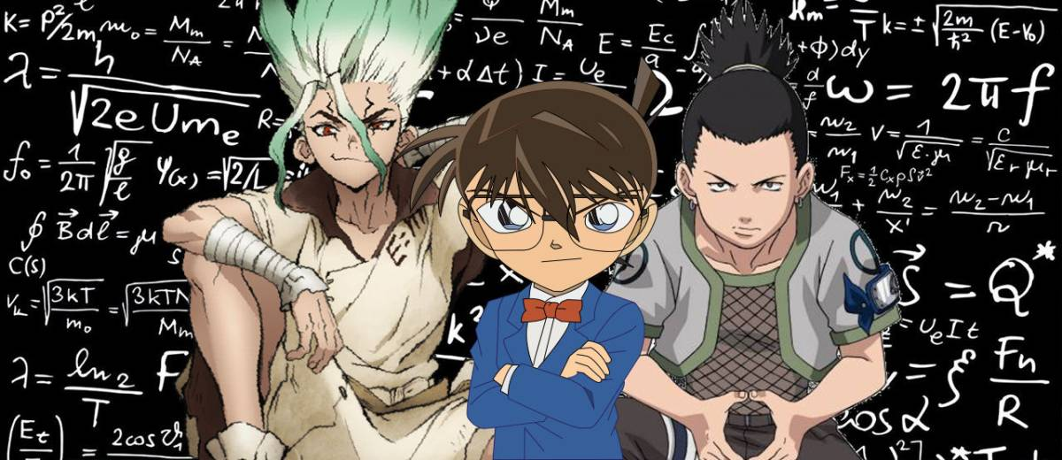 7 Karakter Anime Paling Jenius Sepanjang Masa Pintarnya Kelewatan Jalantikus Com Line Today
