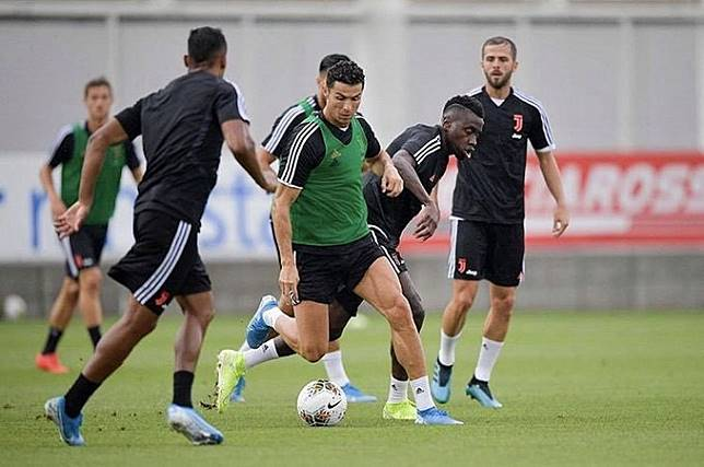 Cristiano Ronaldo Lagi-Lagi Tunjukkan Kesombongan