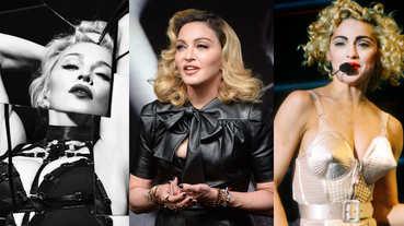 瑪丹娜推出個人自傳電影!40年演藝生涯,自編自導62歲挑戰巔峰