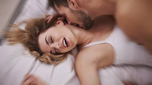 Ilustrasi seks - orgasme (iStockphoto)