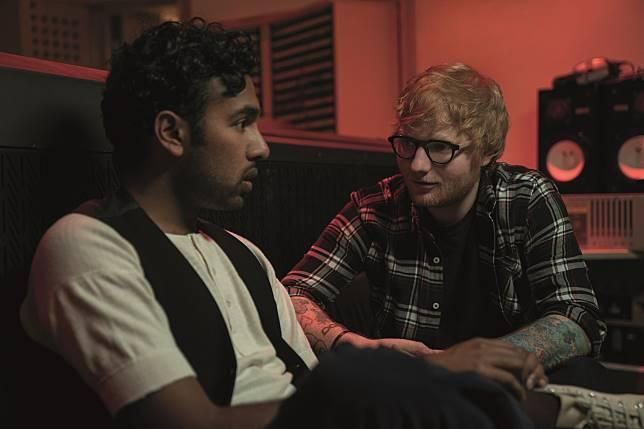同場更有Ed Sheeran,赫密殊柏特爾講過第一次見面就要在對方面前唱歌,壓力相當之大。
