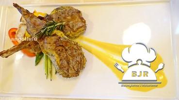 (台北)捷運六張犁站●安和路美食推薦-班杰諾義法餐廳Boungiorno J Ristorante(前橄欖小館),氣氛佳、服務好、法式口味美式份量,還推出商業午餐(麵飯類可外送)
