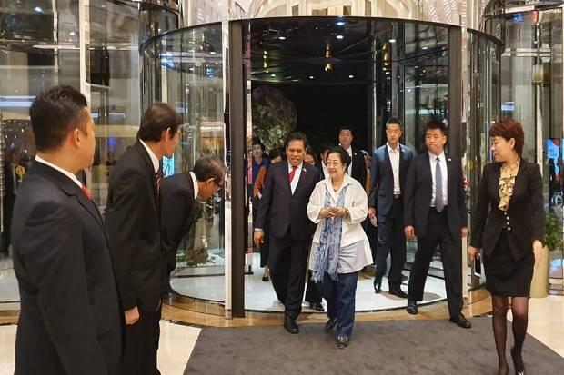 Megawati Akan Menghadiri World Peace Forum di Tiongkok