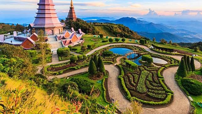 Ini Alasan Thailand Banyak Dikunjungi Wisatawan