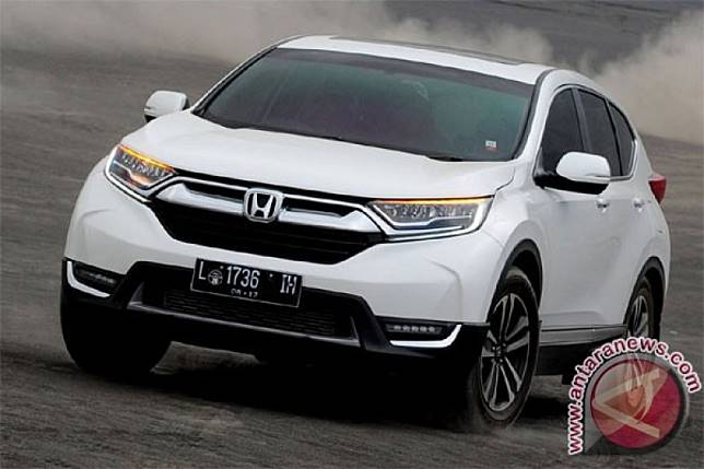 Honda tarik 137.000 CR-V 2019