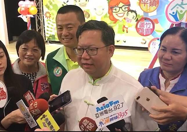 郭台銘不選2020 鄭文燦:他不會放棄