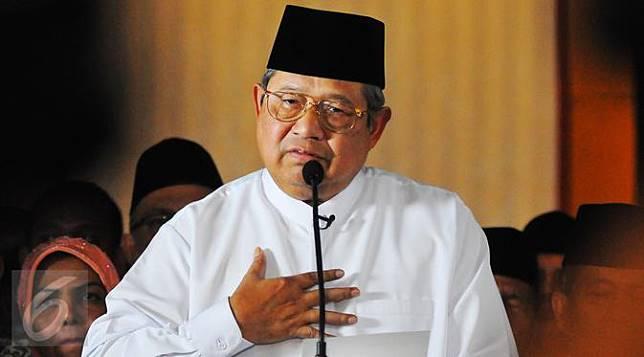 SBY Sebut Manuver Antasari Bermuatan Politis-Jakarta- Angga Yuniar 20170214