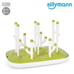 ◎外型以沙漠為主題的童趣想像|◎|◎種類:收納架/層架類型:廚衛收納架/瀝水架/刀具架/砧板架功能:可防潮主材質:塑膠層數:一層顏色:白色系,綠色系尺寸:副枝幹:3.9(W)X10.3(L)X1.3(