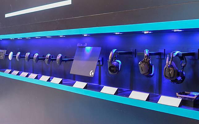 亦有多款Logitech無線產品。