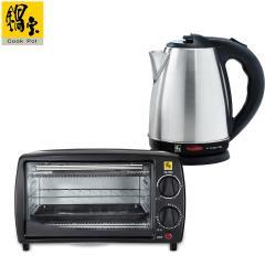 ◎0-250度溫控、30分鐘定時 ◎上下加熱管熱對流設計 ◎快煮壺-過溫立即斷電商品名稱:鍋寶溫控烤箱+316快煮壺EO-RB7090ZKT9180超值組-網品牌:鍋寶型號:RB-7090Z種類:烤箱