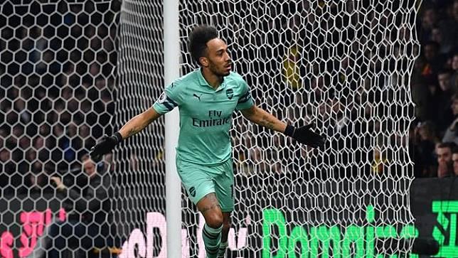 Real Madrid Siapkan Rp1,3 Triliun untuk Pierre-Emerick Aubameyang
