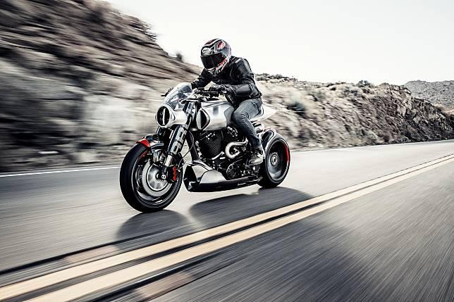 Mengenal Tiga Motor ARCH Motorcycles Terbaru Milik Keanu Reeves