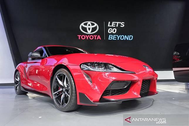 Toyota luncurkan GR Supra senilai Rp2 Miliar