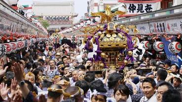【東京自由行】淺草三社祭攻略!淺草神社的超人氣祭典看點精選