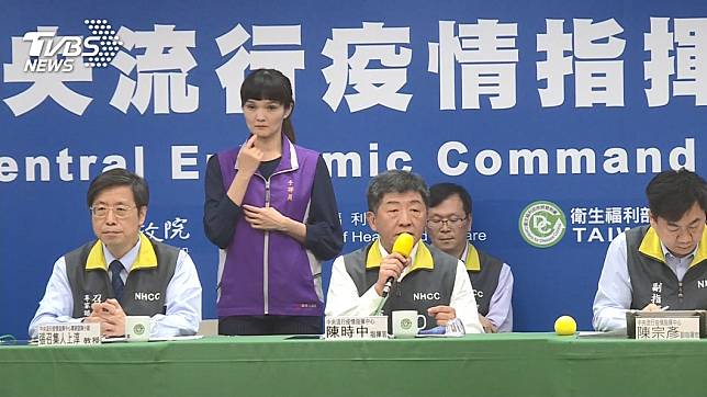 中央流行疫情指揮中心指揮官陳時中昨坦言案例268較複雜。(圖/TVBS資料畫面)