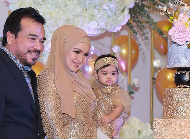 Menikah dengan Pengusaha Kaya, Intip Rumah Mewah Siti Nurhaliza yang Serba Glamor Bak Istana Sultan
