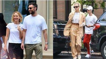 不是穿得一模一樣就是情侶裝好嗎?讓小賈、海莉⋯等明星潮夫妻示範「質感情侶裝」搭配法!