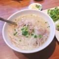 Bフォーボーセット - 実際訪問したユーザーが直接撮影して投稿した新宿ベトナム料理バインセオサイゴン 新宿店の写真のメニュー情報