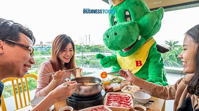 Bar B Q Plaza แตกไลน์ธุรกิจเปิดตัว 'GON Pot' ลุยตลาดชาบูเดลิเวอรี่