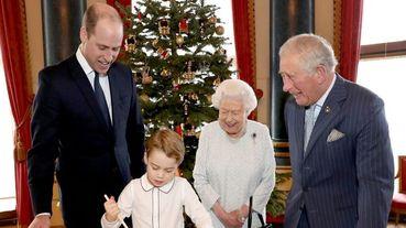 英國皇室四代同堂超溫馨!喬治王子領軍,親手替慈善團體製作「皇室版」聖誕節布丁
