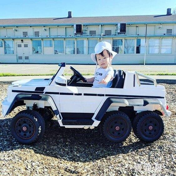 四輪遙控越野寶寶玩具車可坐大人小孩兒童車兒童電動汽車