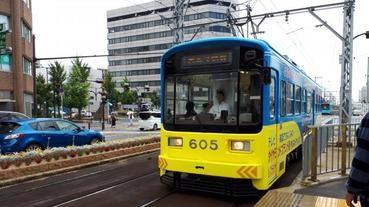 地震後極速重開——歷史悠久的阪堺電車