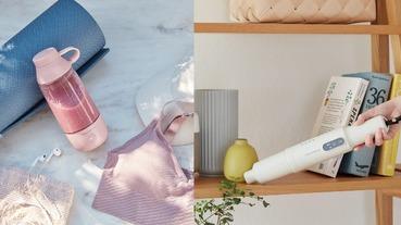 recolte麗克特便利生活美學「粉末飲品攪拌機」與「手持無線吸塵器」新上市!