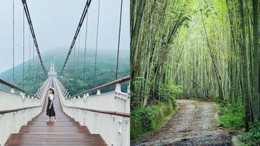 阿里山不是只有日出跟小火車! 9 個嘉義「隱藏版景點」推薦,竟有不輸京都嵐山的「竹林秘境」!