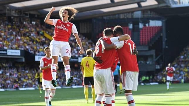 Usai Unggul 2 Gol Arsenal Harus Puas Diimbangi Watford 2-2