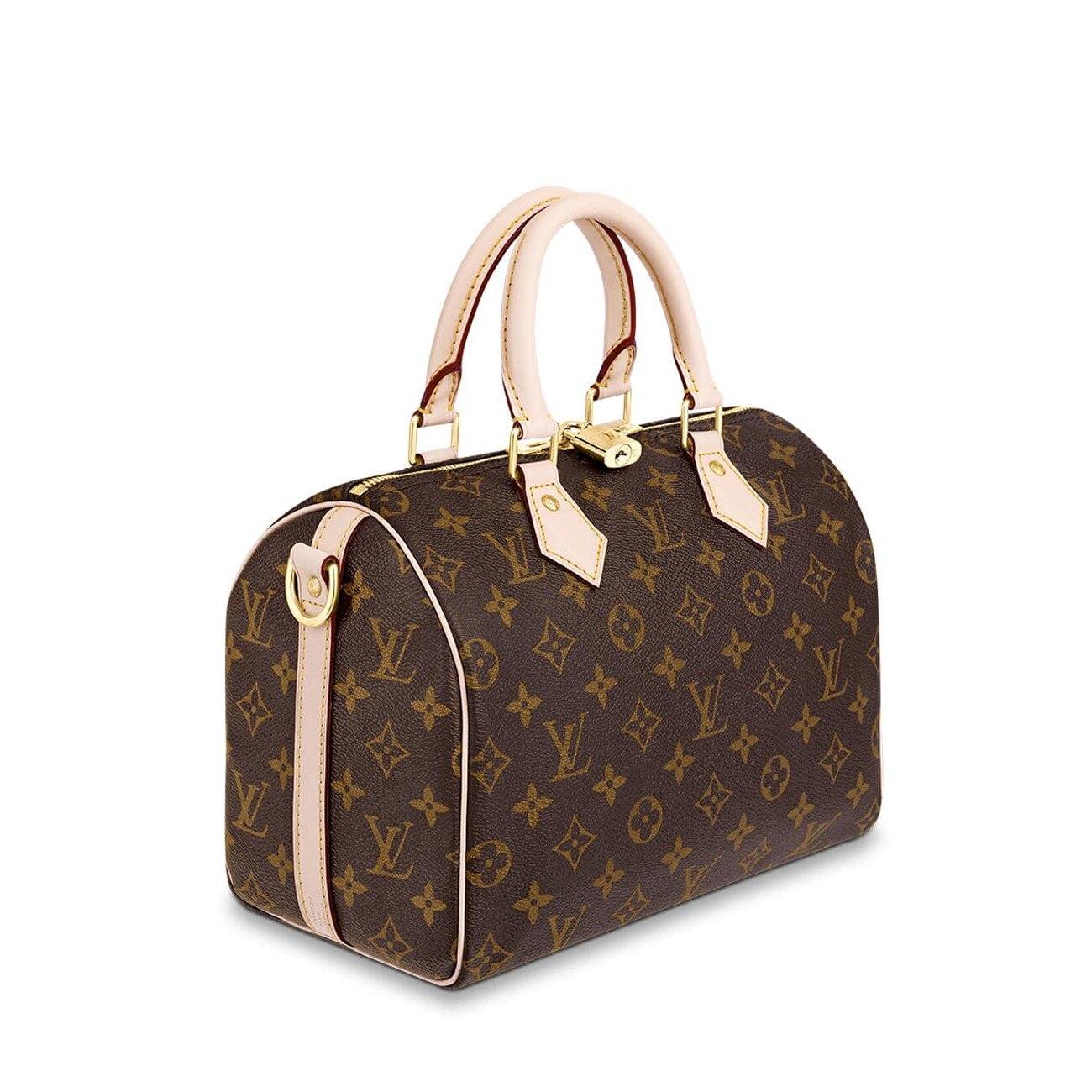【Chiu189英歐代購】Louis Vuitton SPEEDY BANDOULIRE 25 M41113