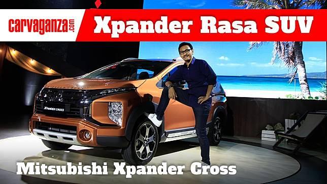 Ruben'S Auto Sales >> Video Review Gaya Ala Suv Milik Mitsubishi Xpander Cross