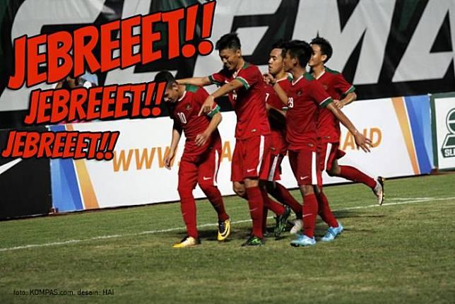Jebret Ini 5 Komentar Kocak Komentator Sepak Bola Indonesia Beserta Artinya