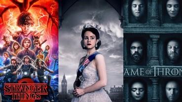 預視奧斯卡:由美國電影學院選出的 10 部 2017 年最佳電影和電視劇!