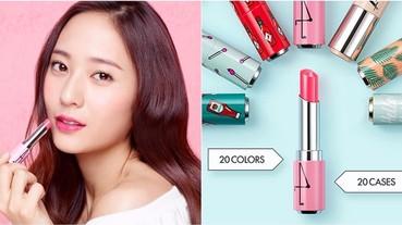 一定要有的隨身小物:Etude House 將推出 20 款唇膏,那可愛的包裝肯定很快斷市了吧!