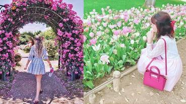 女神必去秘境!精選4個日本仙氣滿滿賞花之地,要影女神相片沒難度〜