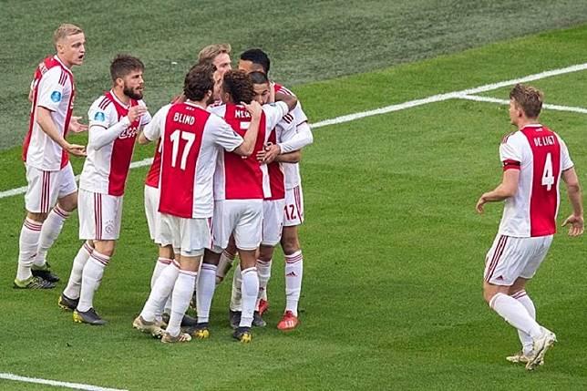 Hasil dan klasemen Liga Belanda, Ajax kembali bayangi PSV