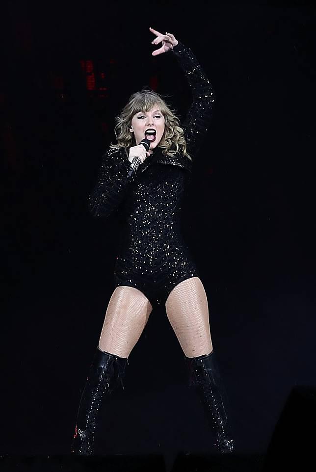 Taylor在中國大受歡迎。