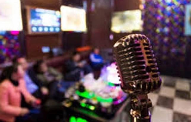 Ilustrasi tragedi di tempat karaoke.