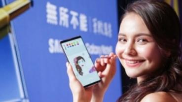 全新 Samsung 專利:新 S-Pen 會內建自拍鏡頭?