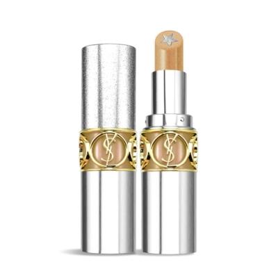 YSL 獨家雙層夾星科技 最炫耀的鑽石禮服 光澤感、高水潤度唇彩