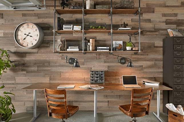 Desain Ruang Kerja Rumahan