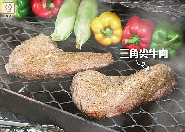 秋高氣爽,無論在自家花園或郊野公園,都要揀啱靚肉BBQ。(莫文俊攝)