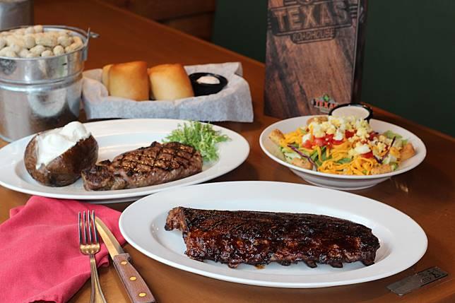 美式牛排餐廳5週年慶 身分證有這4碼豬肋排免費吃