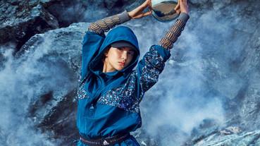 官方新聞 / 重視海洋污染 透過運動時尚展現永續 adidas by Stella McCartney 宣布最新全球代言人昆凌