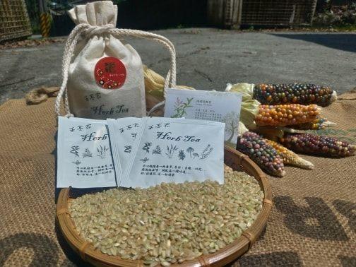 【禾亮家香草農場】Charmin茶米婚禮小物-花蓮伴手禮