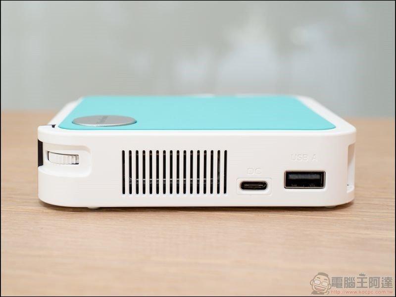ViewSonic M1 mini Plus 口袋投影機 開箱 - 13