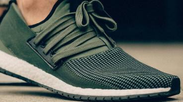 新聞分享 / adidas 推出 Pure Boost Raw 全新款式