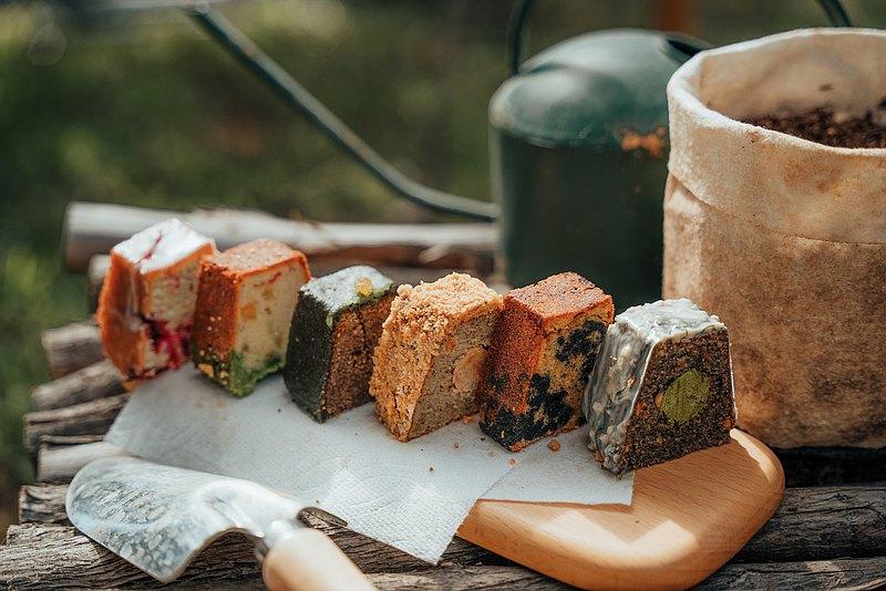 【Lofi Land 自然圈農場】時節花果磅蛋糕6入