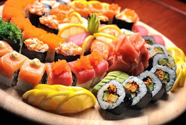 Menjadi Salah Satu Makanan Favorit, Apakah Sushi Baik untuk Kesehatan